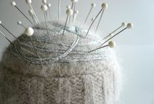 Crochet, Knit, Sew & more! / by Camilla Forsberg