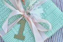 DIY Gift Ideas / DIY gifts and gift wrap, hand-made from the heart.