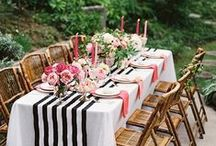 Tablescapes / Tablescapes galore. / by Smarty Had A Party