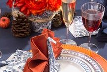 Thanksgiving / Feast your eyes on these Thanksgiving ideas and decorations.