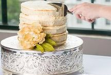 Wedding Cakes / Whimsical, wonderful, wow-worthy wedding cakes.