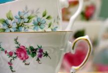 Floral China Love / Please pin from this board with consideration. It takes me a long time to put these together.