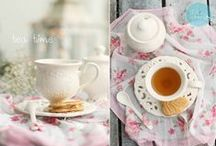 Afternoon Tea Love / Please pin from this board with consideration. It takes me a long time to put these together.