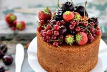 Cake Recipes /   / by Smarty Had A Party