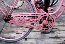 Bicycles I dream of / by Camilla Forsberg