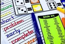 Word Work / Get ideas and lessons for engaging your students during independent word work time.  Find word work lesson plans, word work activities, and word work games that your elementary students will love!