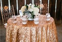 Wedding Decor / Wedding reception decorations and ideas.  / by Smarty Had A Party