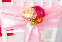 Wedding Decor / Wedding reception decorations and ideas.