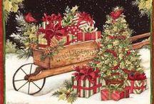 Christmas Time / by Cheryl Kelly