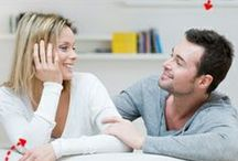 Healthy Relationships / Relationships are key to a happy life! Ideas to help keep them strong :)