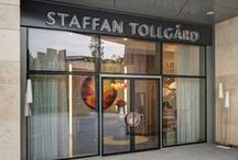 Staffan Tollgard Design Store / Images of the Design Store and some of the products on offer