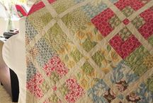Quilting... / Some great quilt block ideas! / by Dawn & Aggie