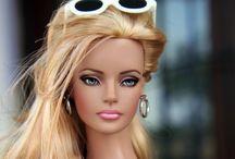 Barbie love.
