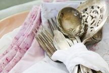 Lovely Cutlery / Please pin from this board with consideration. It takes me a long time to put these together.