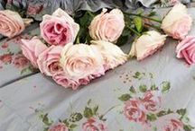 Floral Lovelies / Please pin from this board with consideration. It takes a long time to put these together.