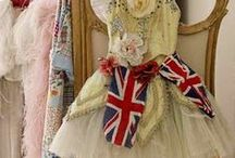 Union Jack Love / Please pin from this board with consideration. It takes a long time to put these together.