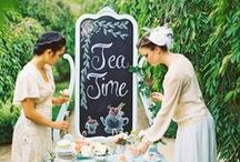 Garden Party / Please pin with respect. It takes a long time to put these boards together.  / by Debbie Halkett