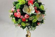 flower arrangements - topiary
