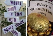 Willy Wonka theme event