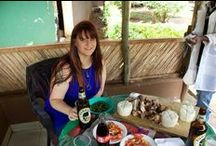 Natalie Brown Food and Travels / This board features pictures and video from my travels and food experiences in East Africa.