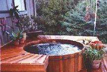 House & Home - Garden spa / by Camilla Forsberg