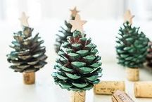 Christmas Crafts / DIY Christmas Craft Ideas, easy, hard and everything in between!