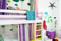 bunk rooms. bed rooms.  / the bunkhouse. bedroom design and function.  / by Nichole Phillips