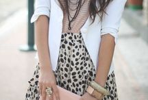 Style (Spring/Summer) / by Monica Lopez