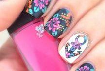 Nails&Make-Up. / (Make-Up & Nails)....everyday type of things. / by lisa_ranae