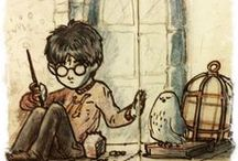 Magical Moments / All things Harry Potter. / by Dody Marriott