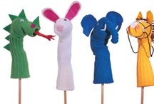 Puppets / by Paola Paes