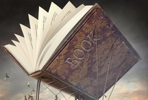 Libros.  / Books.  / by Dre