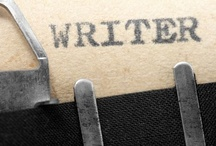 A writer writes... / Inspiration to do the work...  / by Dre