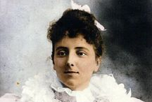 LUCY MAUD MONTGOMERY / Her life, her books, & the many films and TV shows based on them.