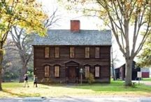 COLONIAL HOUSE / Americana style