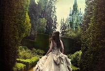 """Fantasy / """"Fantasy is hardly an escape from reality. It's a way of understanding it."""" ~ Lloyd Alexander / by Dre"""