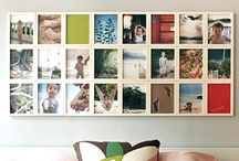 Frames / Framing can be creative - develop your own style - Timeless fashion!