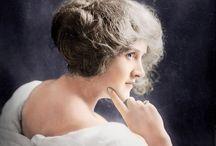 EDWARDIAN DREAM GIRL / Gibson Girl Style, inspirations and the edwardian era