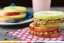 Healthy Snacks & Desserts / Healthy recipes for real food, homemade, clean eating, from scratch, refined-sugar free snacks and desserts (with a few not-so-healthy ones thrown in too!)