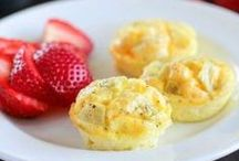 Breakfast is my favorite meal / The best healthy breakfast recipes! Real food, clean eating, paleo, and budget recipes.