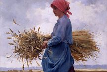 HARVEST TIME / The good earth