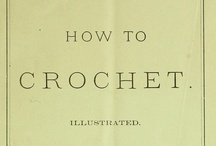 Crochet / Patterns, tutorials, and inspiration. / by Rebecca Sherman