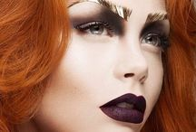 MAKEUP: ARTISTRY & EDITORIAL / by Devil Doll