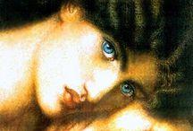 Pre-Raphaelite Visions / by Karen Haskett