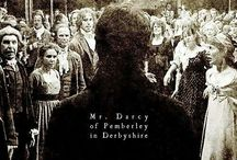 """PRIDE & PREJUDICE"" 2005 / My favorite film version of this classic story by Jane Austen"