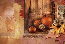 Lynne Anzelc Designs / Scrap pages made using Lynne Anzelc Designs / by Judith Webster