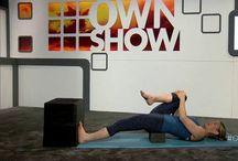 Adaptive Yoga / Adaptive yoga poses and yogi clothes.