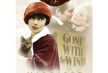 """MARGARET MITCHELL + Gone With The Wind / Wrote """"Gone with the Wind"""" and was as a young girl in the 20's, a """"Flapper"""". She modeled Scarlet O'Hara on herself. Interesting Lady!"""