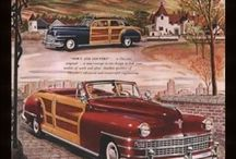 TOWN & COUNTRY / Nostalgic New England in the 40's & 50's  / by Karen Haskett