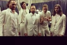 IMAGINE DRAGONS / The greatest band of all time. / by Carly Hedlund